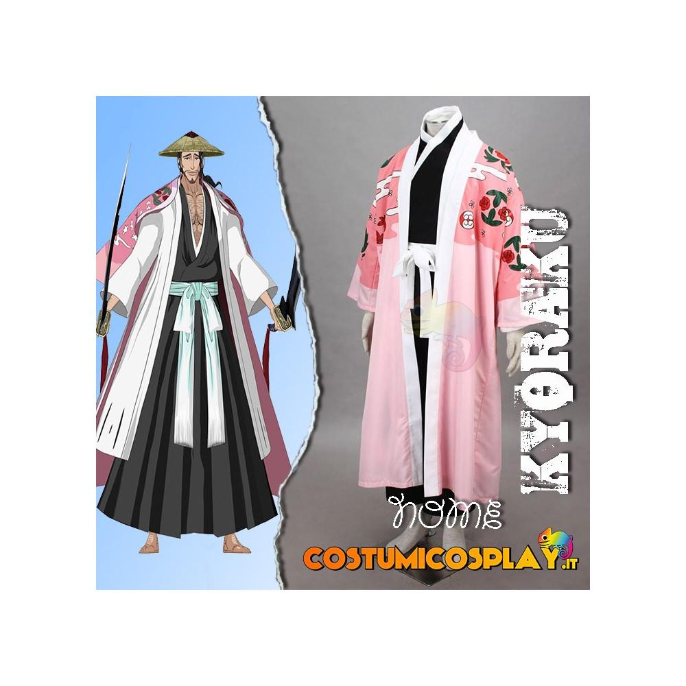 Costume Cosplay Bleach di Ichigo Kurosaki