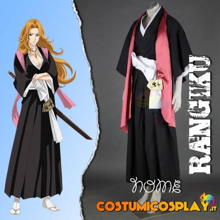 Costume Cosplay di Rangiku Matsumoto tratto da Bleach