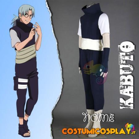 Costume Cosplay Kabuto Yakushi