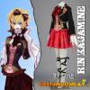 Costume Cosplay Rin Kagamine