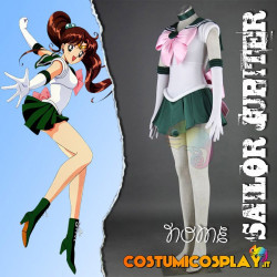 Costume Cosplay Sailor Jupiter