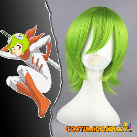Parrucca cosplay Mashiro Kuna