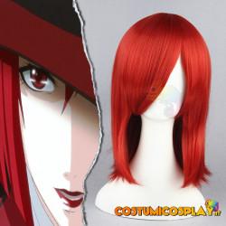 Parrucca Cosplay Roxas Kingdom Hearts II
