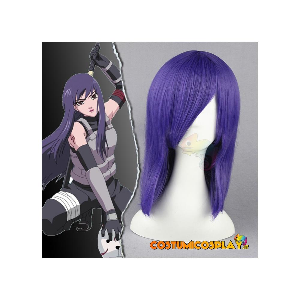 Parrucca cosplay Yugao Uzuki