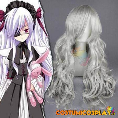Parrucca Cosplay Jinko Iwasa