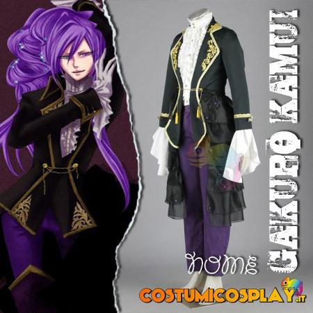 Costume Cosplay Gakupo Kamui