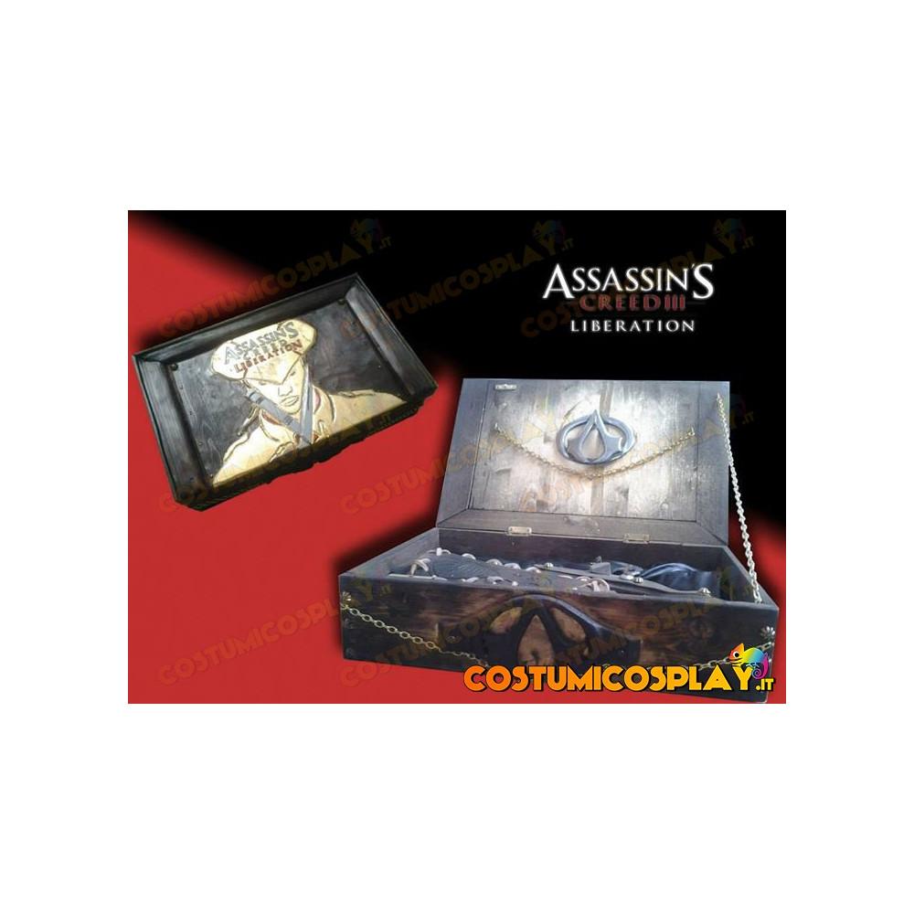 Cofanetto Assassin's Creed Liberation