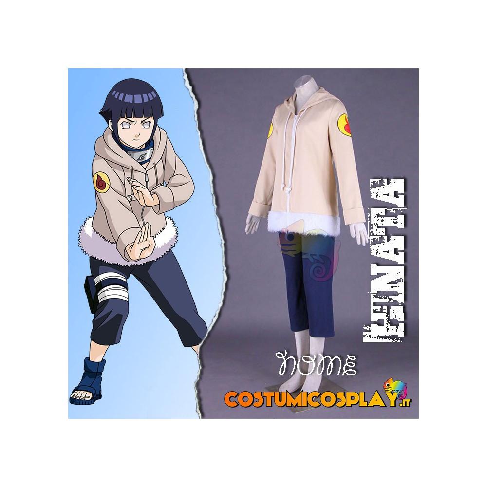 Costume Cosplay Hinata
