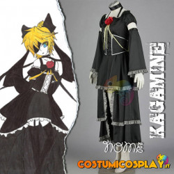Costume Cosplay Kagamine La tomba del Drago Scarlatto