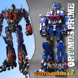 Costume armatura cosplay Optimus Prime