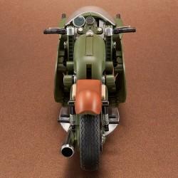 Figure Bulma Variabile n 19 Moto 16 cm Modello Kit Dragon Ball