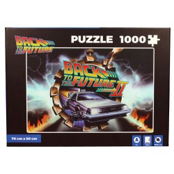 Puzzle 1000 pezzi Back to...