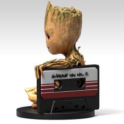 Figure Baby Groot Guardians of Galaxy 2 Marvel