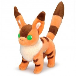 Peluche Fox-Squirell 16 cm...