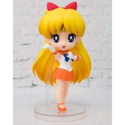 Action Figure Figuarts Mini Sailor Venus 9 cm Sailor Moon Tamashii Nations