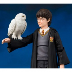 Action Figure articolata 12 cm Harry Potter Tamashii Nations