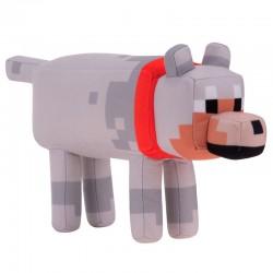 Peluche Wolf 29 cm Minecraft
