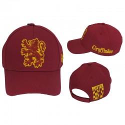 Cappellino berretto adulto Grifondoro Harry Potter