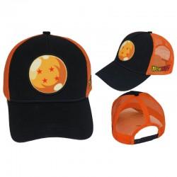 Cappellino berretto unisex Sfera del Drago Dragon Ball Z