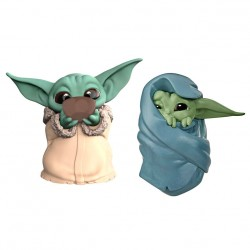Set 2 figure Yoda The Child...