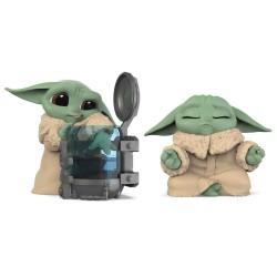 Set 2 action figure Yoda...