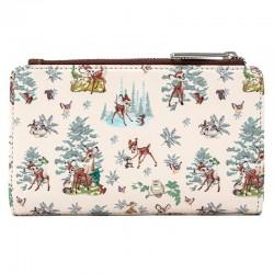 Portafoglio donna Bambi Disney Loungefly