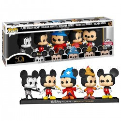 Figure set Pack 5 POP!...