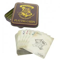 Mazzo di carte Hogwarts...
