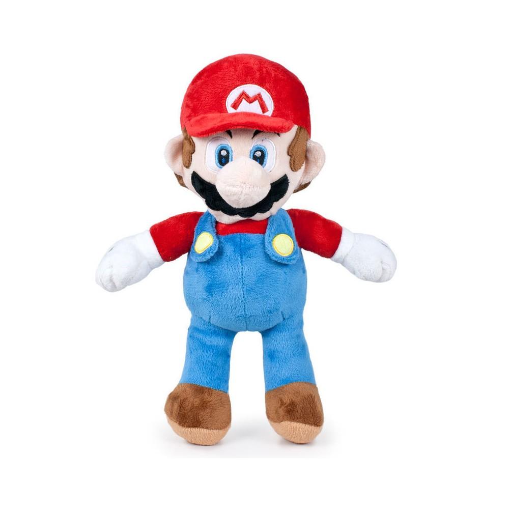 Peluche 38 cm Super Mario Bros Nintendo