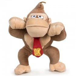 Peluche 38 cm Donkey Kong Super Mario Bros Nintendo