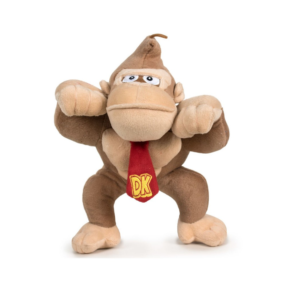 Peluche 38 cm Donkey Kong Super Mario