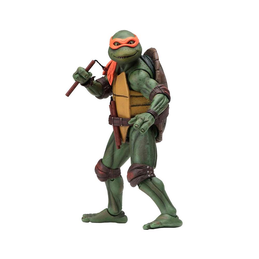 Action Figure 18 cm Michelangelo Film