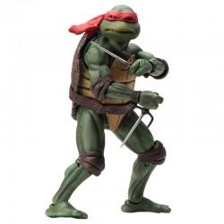 Action Figure 18 cm Raffaello Film 1990 Tartarughe Ninja NECA