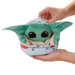 Peluche Il bambino Yoda si trasforma