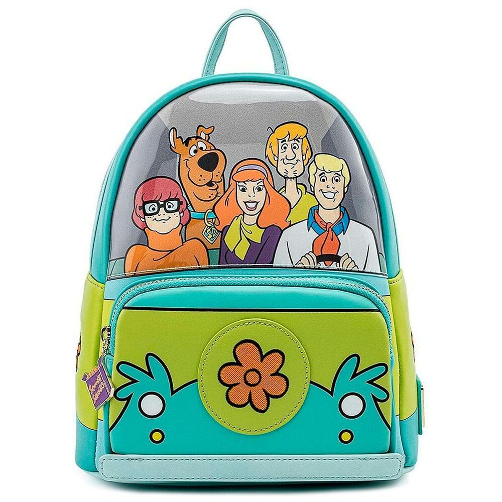 Zaino Mystery Machine Scooby Doo
