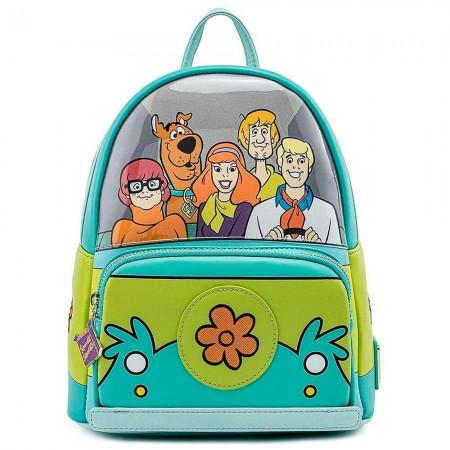 Zaino Mystery Machine Scooby Doo Loungefly