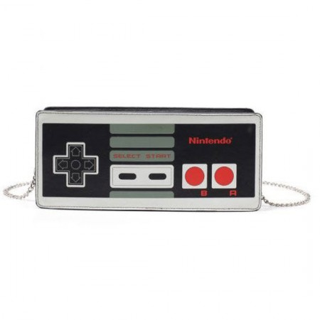 Borsa unisex Nintendo nes controller