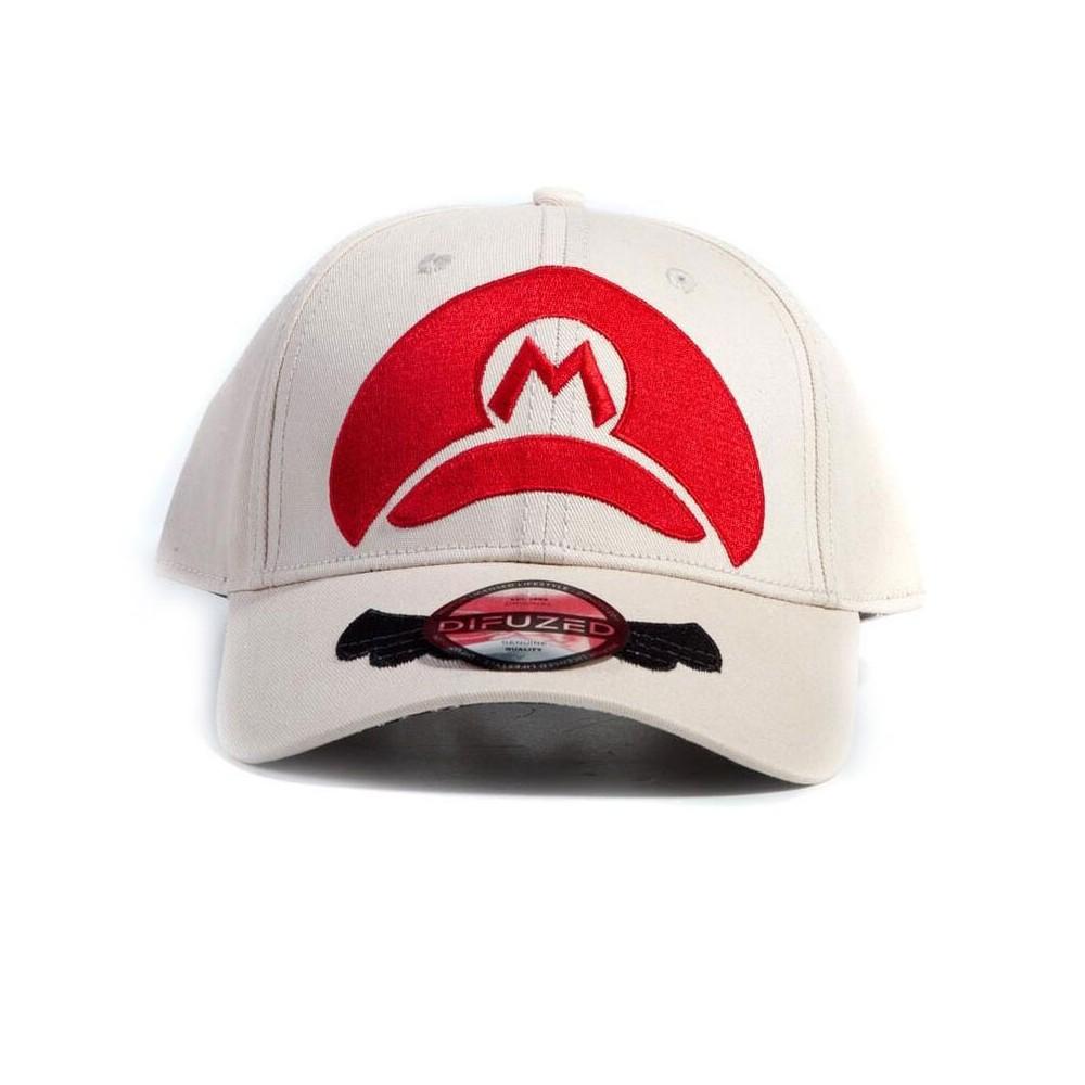 Cappellino Super Mario Nintendo