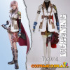 Costume cosplay Final Fantasy XIII Lightning