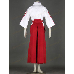 Costume Cosplay Bleach stile kimono