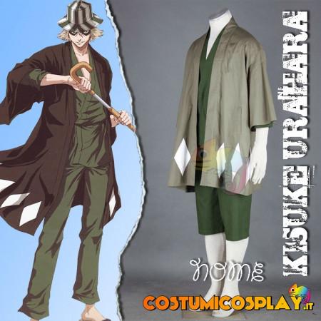 Costume Cosplay di Kisuke Urahara tratto da Bleach