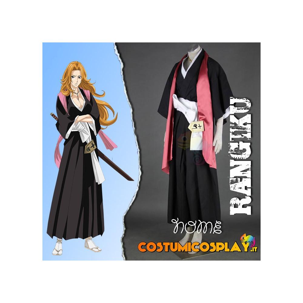 Costume Cosplay Bleach Rangiku