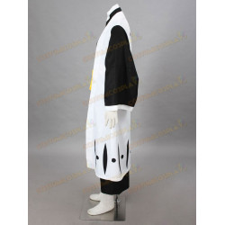 Costume Cosplay Bleach capitano Soi Fong