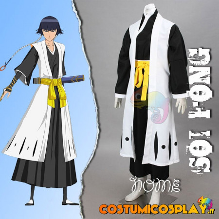Costume Cosplay Soifon tratto da Bleach