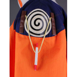 Costume Cosplay Naruto Uzumaki Hokage