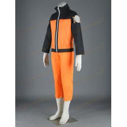 Costume Cosplay Naruto Uzumaki serie Shippuden