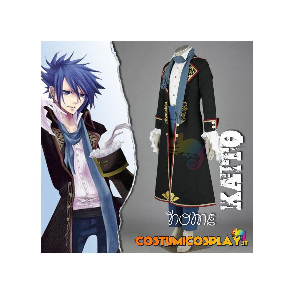 Costume Cosplay Kaito Vocaloid