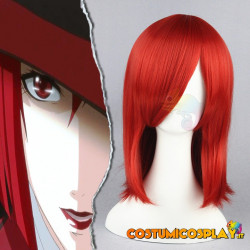 Parrucca cosplay Madame Red