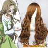 Parrucca Cosplay Nunnally Lamperouge