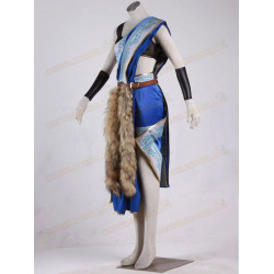 Costume Cosplay Final Fantasy XIII Oerba Yun Fang